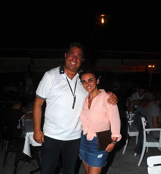 Alex Rosso, Ayda Benefrahim