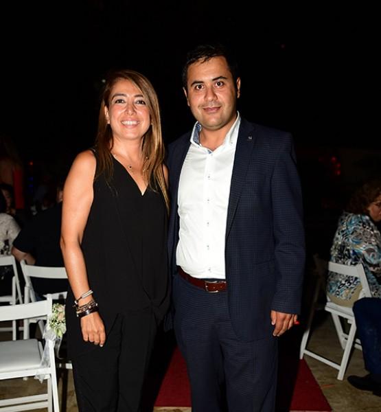 Banu Gençkan, Süleyman Aydın