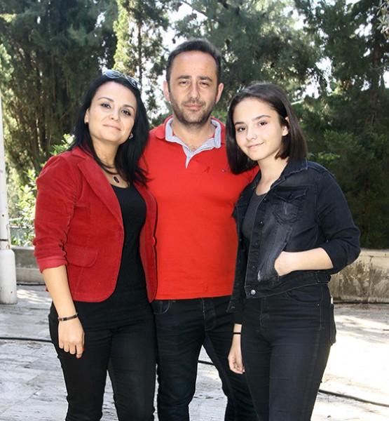 Emine-Mustafa, Ceren Öksüzoğlu