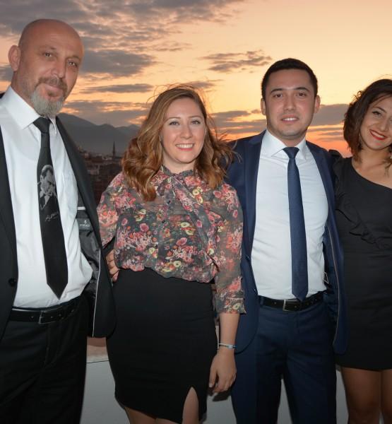 Erkan İbiş, Pınar Kılıç, Yusuf Can Yarar, Merve Onat
