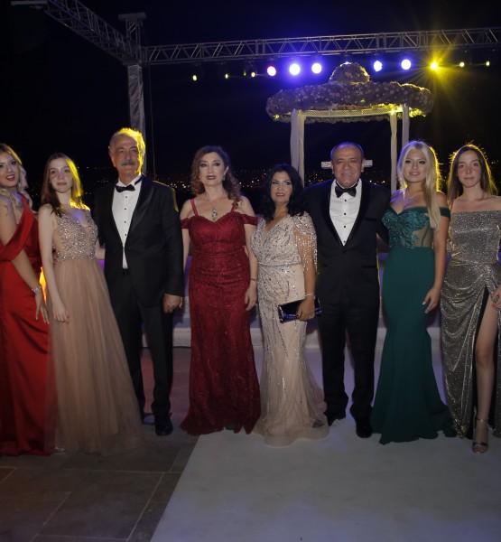Gizem Küçükkurt, Şeyda-Akif-Şirin Ahmetoğlu, Nazmiye-Hasan-Ezgi Küçükkurt, Ayda Alimoğlu