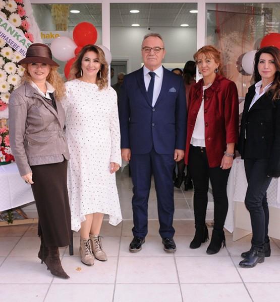 Gülbin Aşçı Bağcı, Selma Kocaer