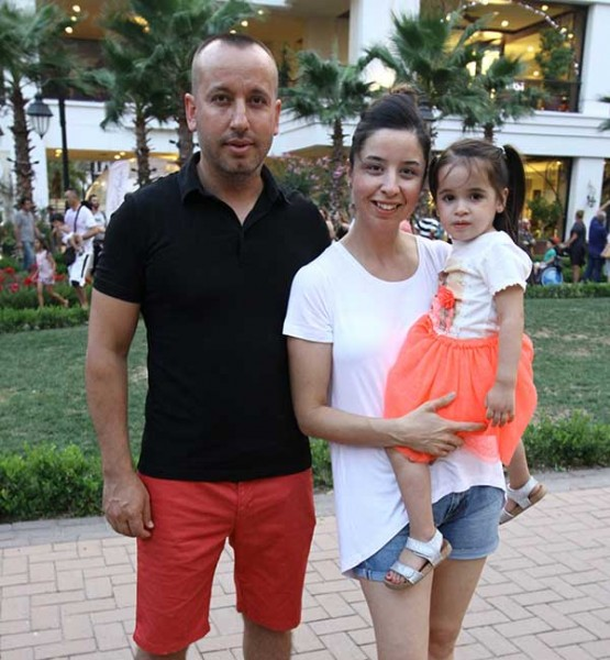 Hasan-Aysun Fidan, Mina Fidan