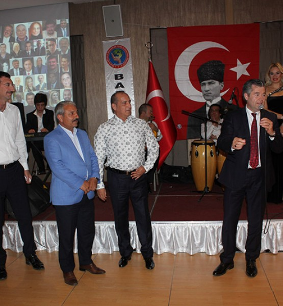Niyazi Gültekin, Hikmet Avcı, Volkan Sintaç, Gafur Alişer