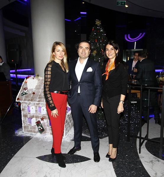 Pınar Baykal, Ali Sarı, Sinem Ekiz