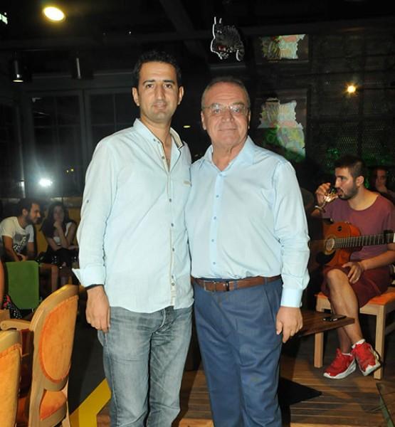 Selahattin Karakaş, Feyyaz Sungur