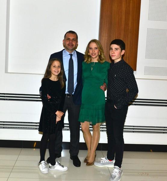 Selina, Burak, Alison ve Aron Turna