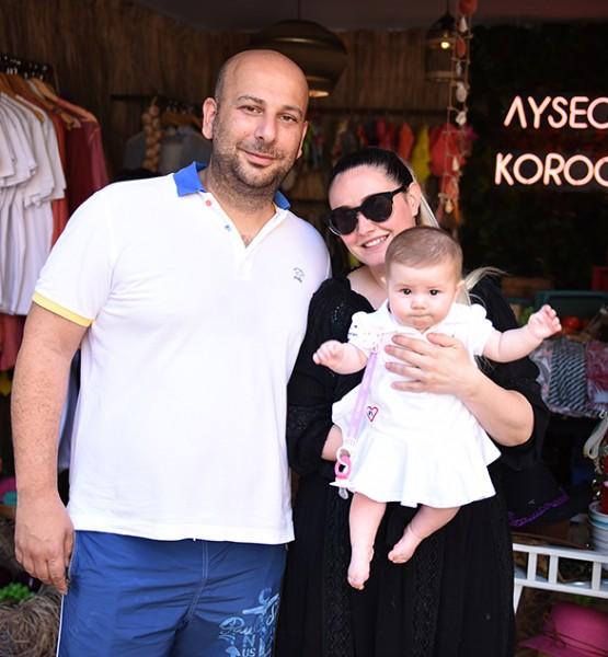 Serhat-Ayşegül-Alina Köroğlu