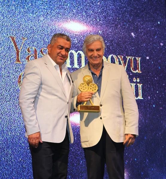 Süleyman Turan-Yaşam Boyu Onur Ödül