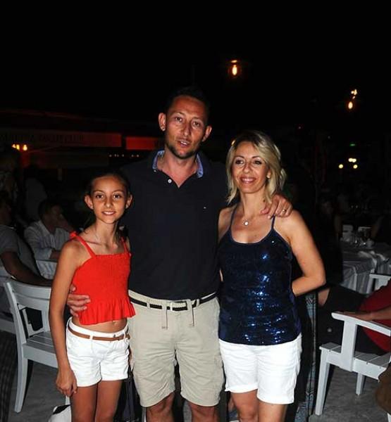 Yurin Sartore, Nunzia Procopi, Gaia Sartore
