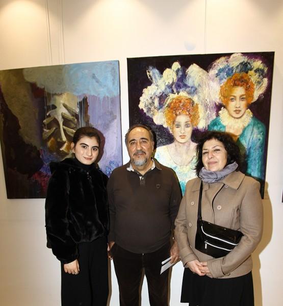 Zeynep Şahin, Ahmet Fitoloğlu, Ayhan Soybil